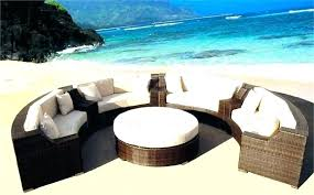 outdoor patio sectional cover round lounger chaise lounge chairs target circular table kitchen gorgeous rounded of com ge