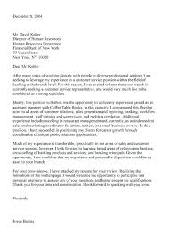 Job Seeking Cover Letter Examples Real Cover Letters Job Seeking