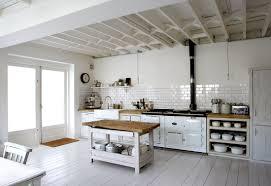 Plain White Kitchen Cabinets All That White Homestylercom