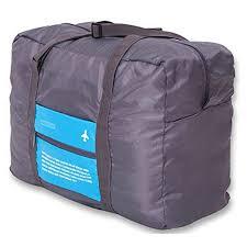 Buy <b>Travel Blue Folding Carry</b> Bag - 51 | Online In Pakistan ...
