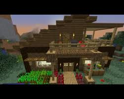 awesome minecraft wood house on with minecraft modern wood house