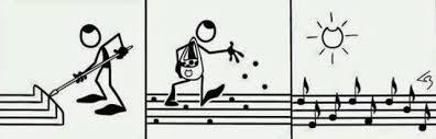 Resultado de imagen de imagenes musica