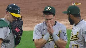 Chicago — oakland athletics pitcher chris bassitt was taken off the field on a stretcher after being bassitt clasped a towel on his face when helped by his legs and cart. Afysts9ehvywsm