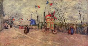 תוצאת תמונה עבור painters in montmartre