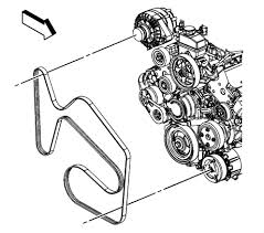 chevy bu i need a serpentine belt diagram for a 2007 chevy