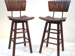 Rustic Counter Stools Kitchen Bar Stools Sweet Awesome Wooden Bar Stools Very Attractive