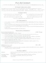 Sample Resume For Business Administration Graduate Best Of Sample Business Administration Resume Education Administration