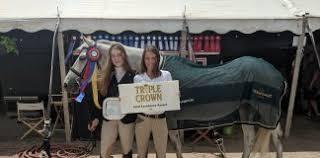 USHJA Foundation Gochman Family Grant Makes 3 Riders' Dreams Come True -  The Plaid Horse Magazine