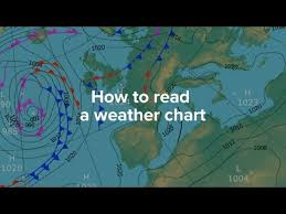 How To Read Weather Charts How To Read A Weather Chart