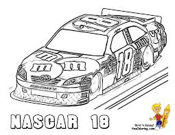 Small Picture Good Nascar Coloring Pages 78 On Coloring Pages for Kids Online
