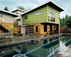 prefab modern home plans best of pacific northwest house plans