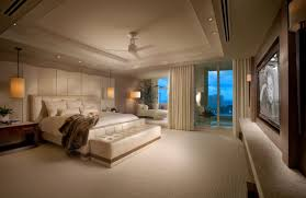View in gallery Upscale tropical bedroom