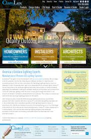 Clarolux Outdoor Lighting Owler Reports Clarolux Blog Led Landscape Bollard Lights