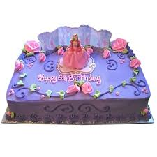 Disney Princess Themed Cakes
