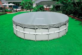 above ground pool covers. Security Swimming Pool Cover / For Above-ground Pools - 16FT Above Ground Covers K