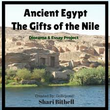 common core ancient gifts of the nile diorama and essay by common core ancient gifts of the nile diorama and essay