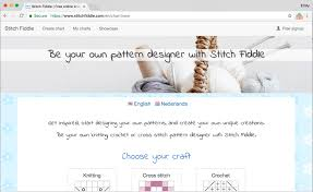 Crochet Charts Software Free Master The Art Of Crochet Graphs Part 4 Design Your Own