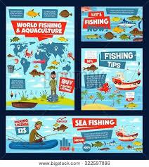 Free Fishing Charts Fishing Aquaculture Vector Photo Free Trial Bigstock