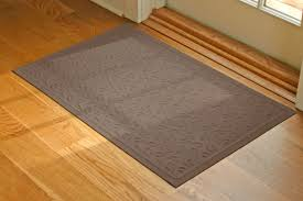 Bungalow Flooring Soft Impressions Dogwood Leaf Doormat & Reviews ...
