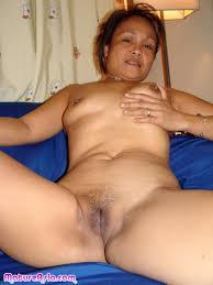 Sweet Asian granny Jinky