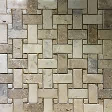Stone Wall Tiles Kitchen Basketweave Mosaic Tile Autumn Onyx Honed Wall Floor Tile Kitchen