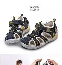 Dép sandal rọ bé trai sandal chỉnh hình y khoa UOVO dành cho bé trai 3 -
