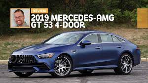 Standard equipped vehicle with msrp of $99,995. 2019 Mercedes Amg Gt 53 4 Door Review Rapid Redundancy