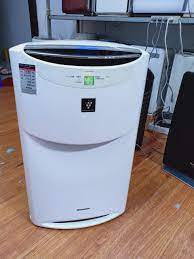 70m2 - Máy lọc không khí Sharp KI-AX70 ( Hàng hiếm ) bộ phát 25000Ion cho  hiệu quả cực cao