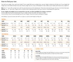 Tyr Womens Wetsuit Size Chart Triathlon Wetsuits Blueseventy Size Chart Blueseventy Usa
