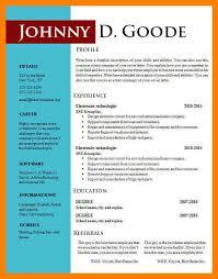 Color On Resume Impressive Best Color For Resume 28 Player
