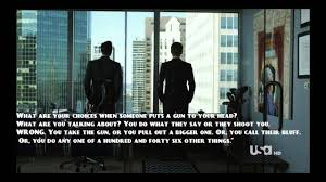 Harvey Specter Quotes Suits