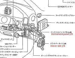 location of radio fuse ls 400 lexus ls 430 lexus ls 460 share this post