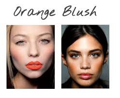 korean makeup trend 2016 5 orange blush by niniko cosmetics