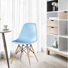 search results for blue mid century chair