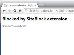 siteblock