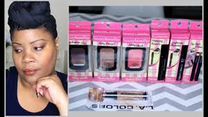 makeup on a budget my dollar tree haul beauty benefits cosmetics review the boldacious life