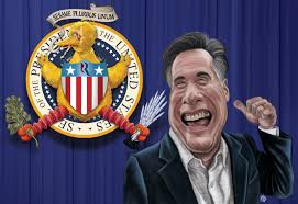 kevin mcveigh illustration mitt romney and barack obama illustrations i tweaked the layout so it didn t look as if mitt was wearing big birds butt on his head i think that was the first time i ever drew a muppet