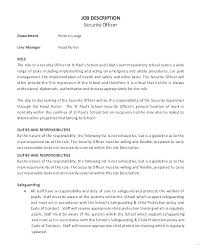 Security Supervisor Cover Letter Security Resume Blaisewashere Com