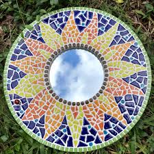 Design Your Own Mosaic Pattern Design Your Own Mosaic Mirror Craft Ed Creative Studio Craft Workshops Private Events Concord Ma
