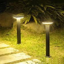 Landscape Pillar Lighting Best Offer C7b7f Thrisdar Outdoor Garden Lawn Light