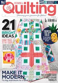 Issue 35 on sale! - Love Patchwork & Quilting &  Adamdwight.com