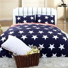 boys striped bedding sets navy blue white and red flag the star stripes full wonderful red
