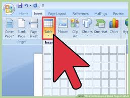 How To Remove A Blank Page In Word With Pictures Wikihow