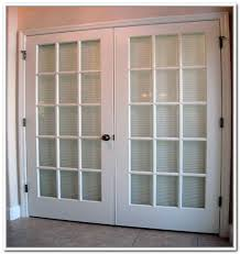 patio doors with blinds inside reviews. fancy french doors with built in curtains and patio blinds inside reviews composite white w