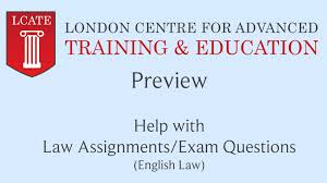 help law assignments contract law lcate on vimeo help law assignments contract law lcate
