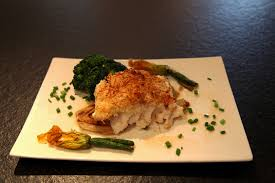 A Cod Recipe with Zucchini Flowers ...