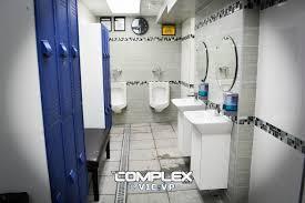 The Complex NYC Latest Upgrades - Bathroom locker