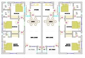 two bedroom semi detached house plan the worlds one plans two catalog of ideas tw large