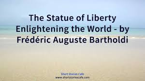 "「""Liberty Enlightening the World"" by Bartholdi,」の画像検索結果"
