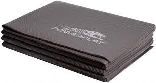 ROZETKA   <b>Коврик для йоги складной</b> PowerPlay 4012 0.4 см Grey ...